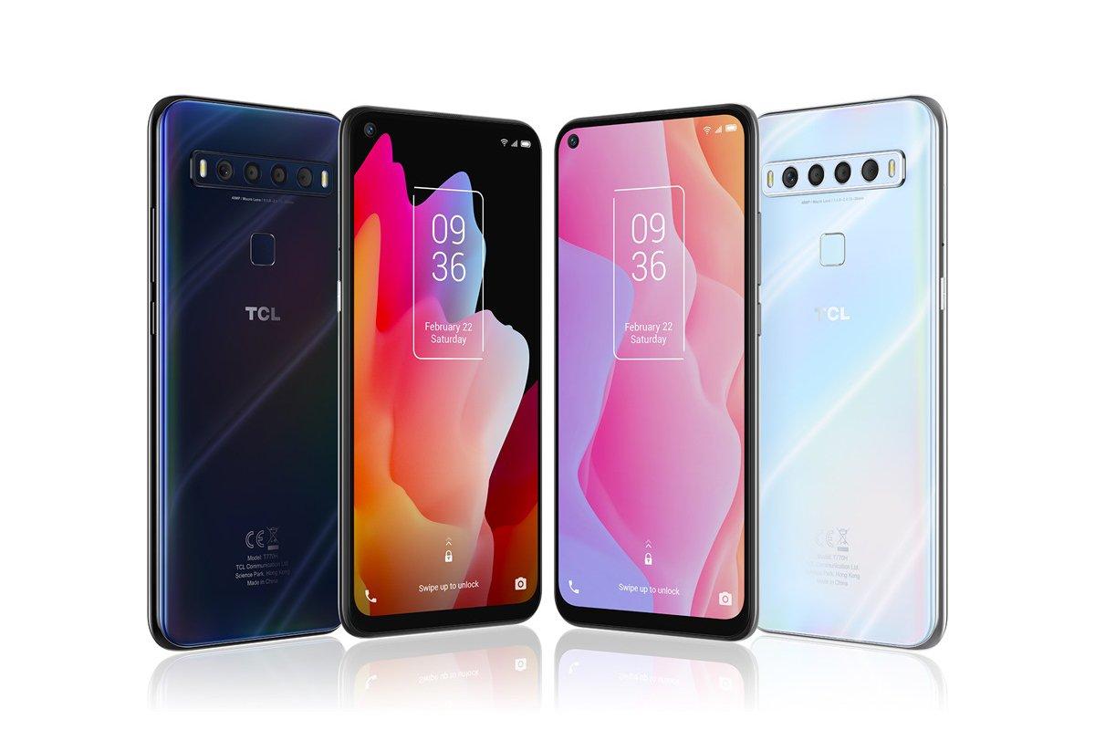 گوشیهای TCL 10 5G و TCL 10 Pro و TCL 10L معرفی شدند