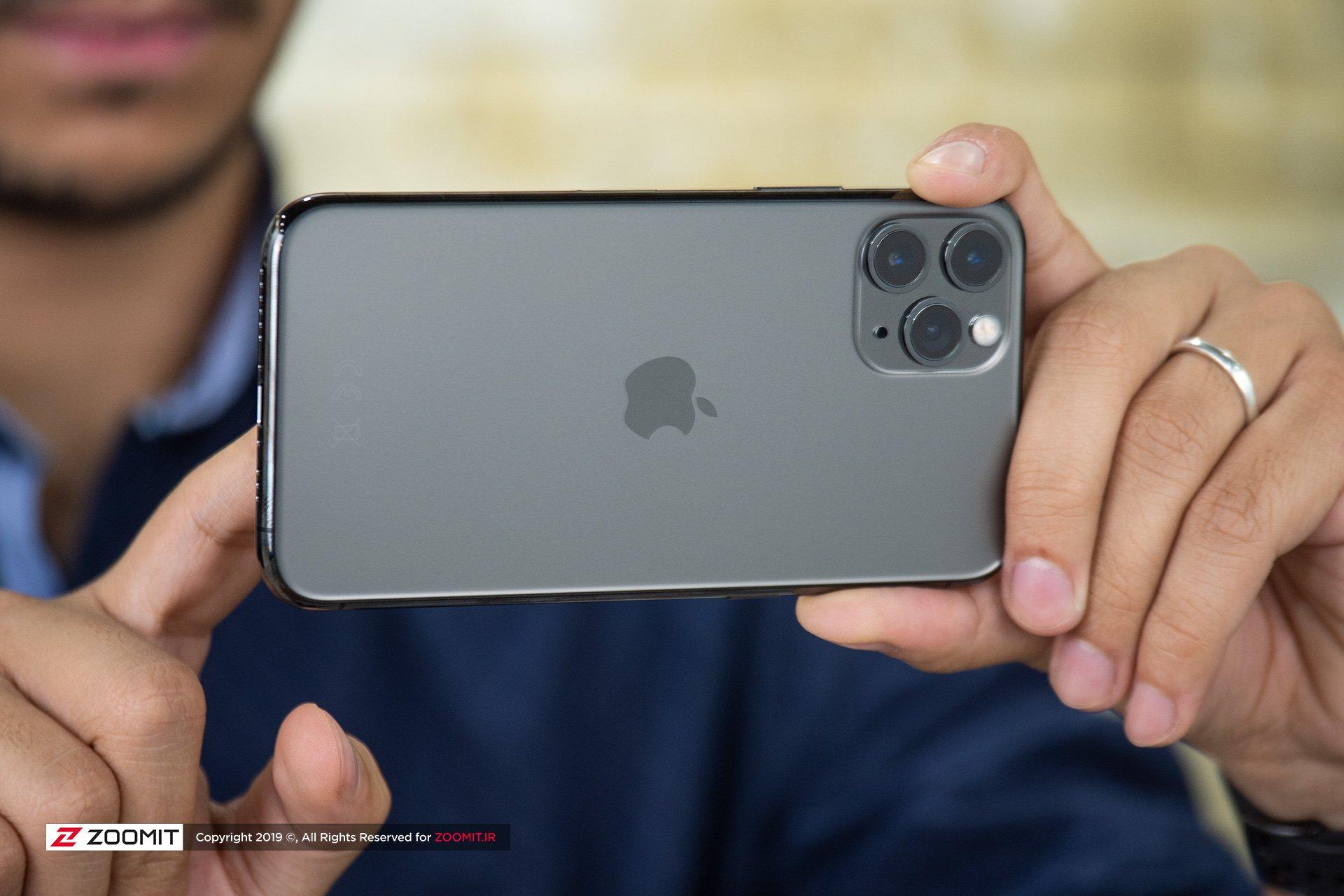 آیفون 11 پرو مکس / iPhone 11 Pro Max
