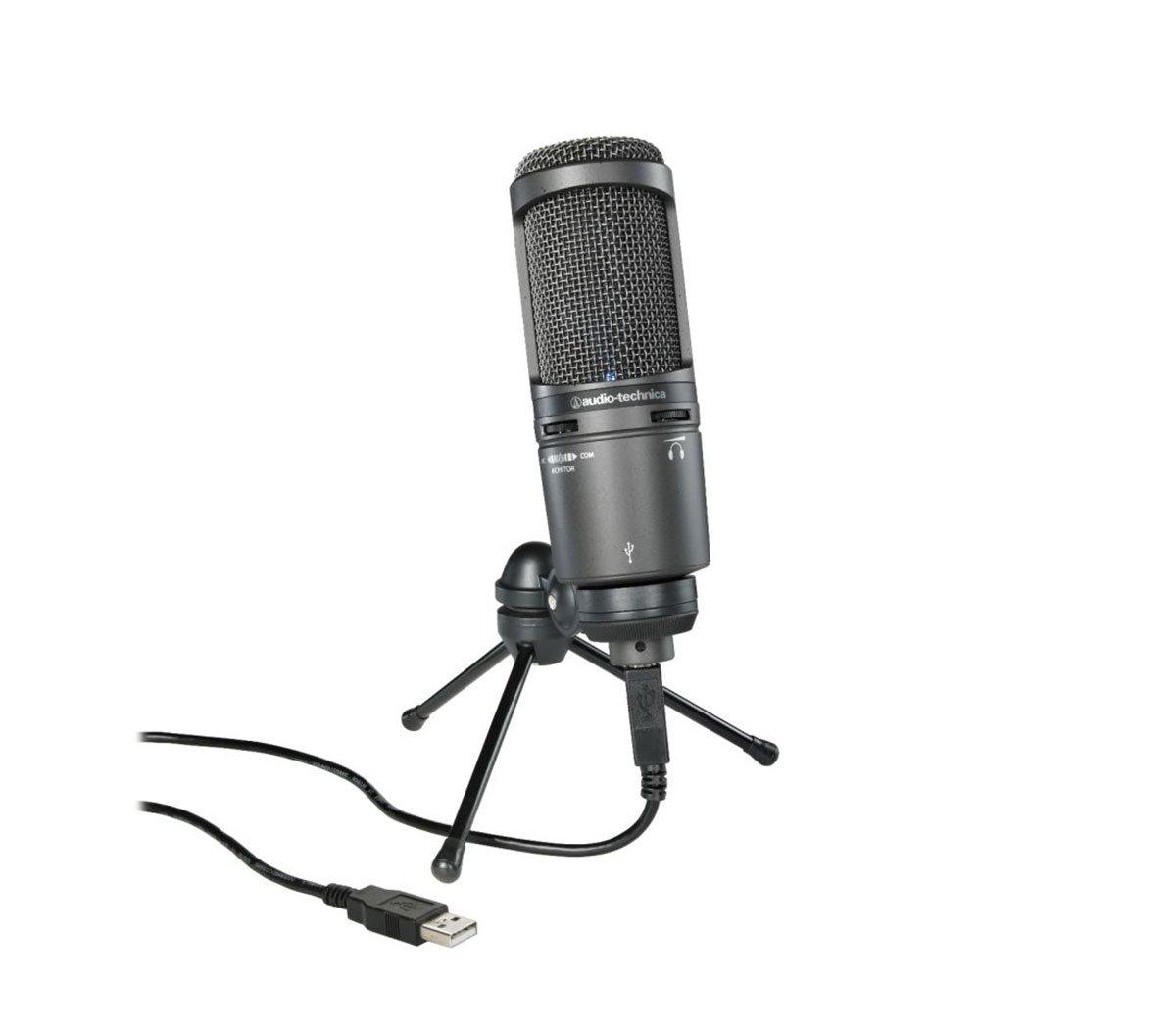 میکروفن Audio-Technica AT2020USB
