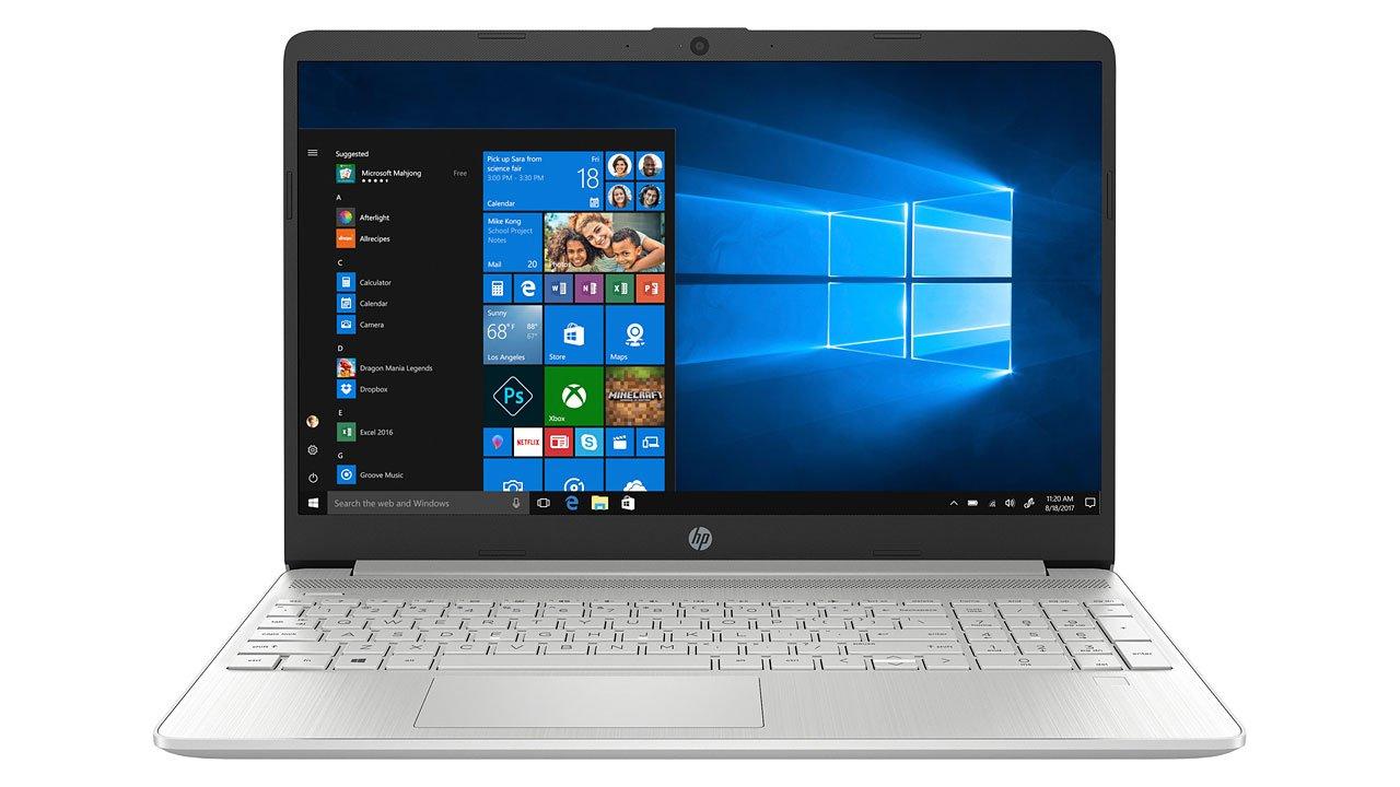 راهنمای خرید لپ تاپ دانشجویی - اچ پی 15s